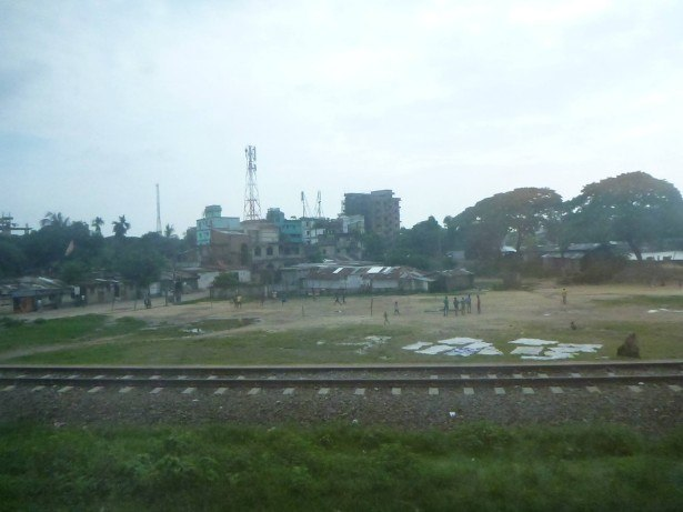 Almost in Chittagong, Bangladesh