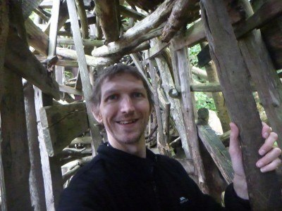 Backpacking in Ladonia: Touring the Driftwood Sculptures in Nimis