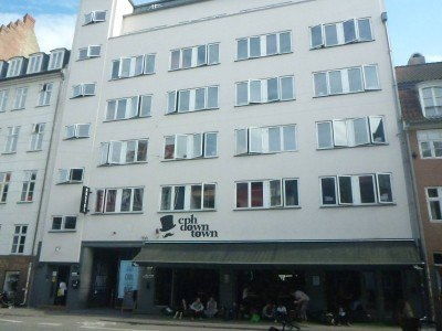 Backpacking in Denmark: Staying at the Downtown Hostel in Copenhagen