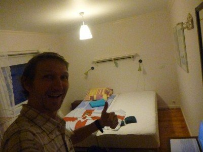 My cosy room at Guesthouse Hugo, Sorvagur