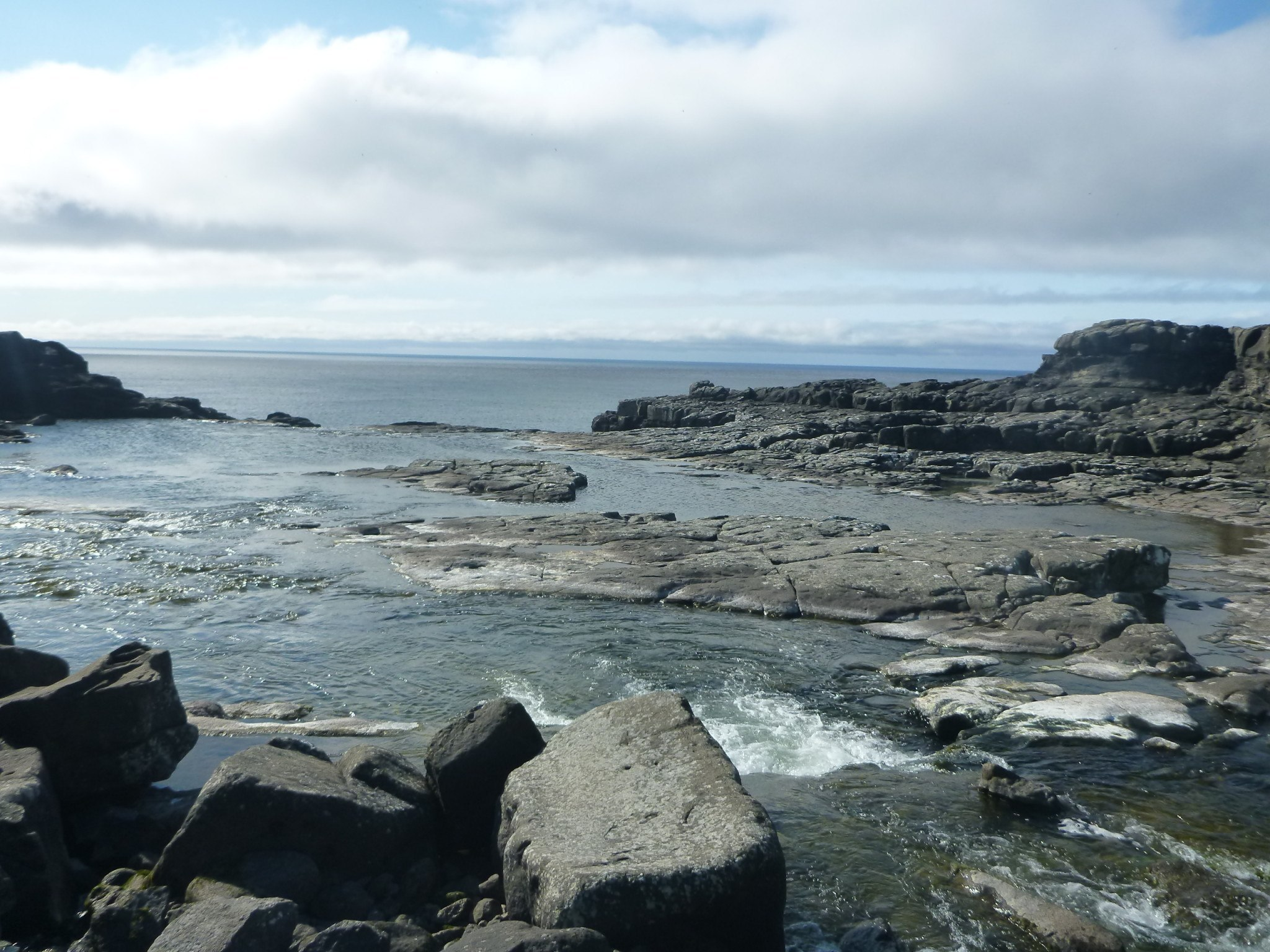 Backng In The Faroe Islands Day Hike To Traelanipa