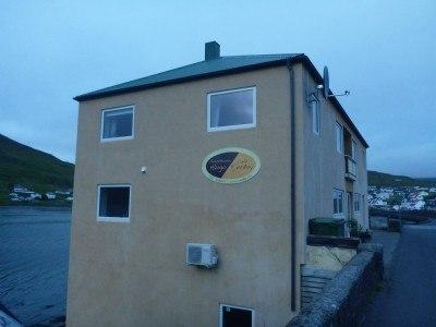 Staying at Guesthouse Hugo, Sørvágur, Vagar Island, Faroe Islands