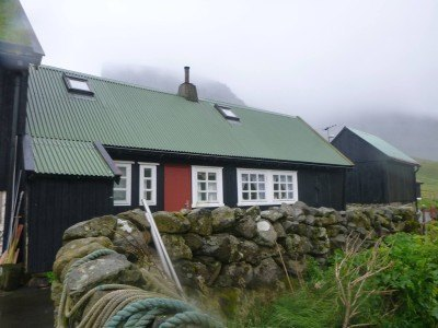 Housing in Gasadalur