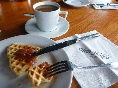 Breakfast at Koks