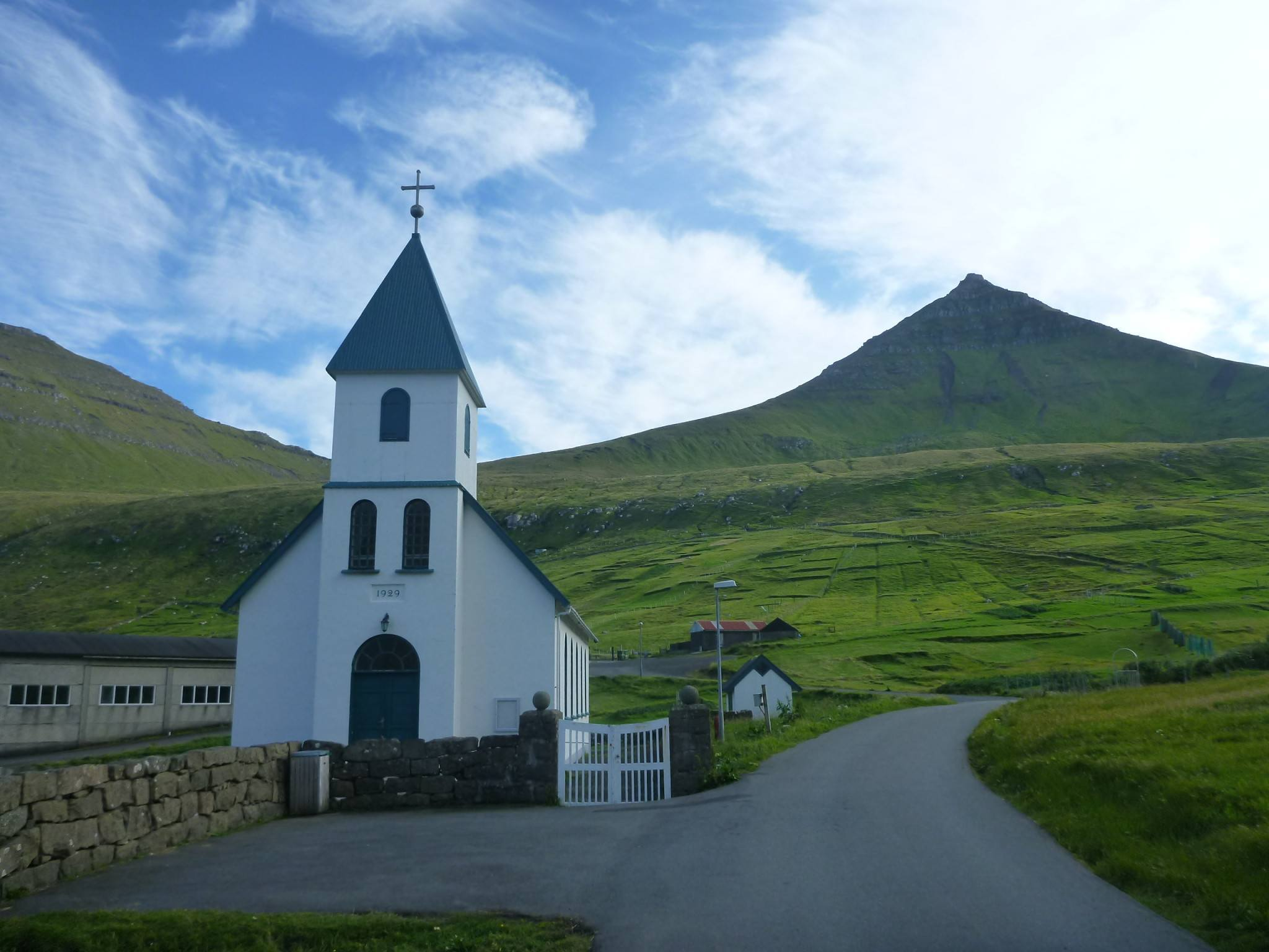 tourist faroe islands travel