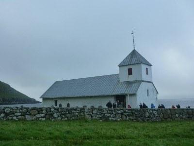 St. Olav's Church, Kirkjubour