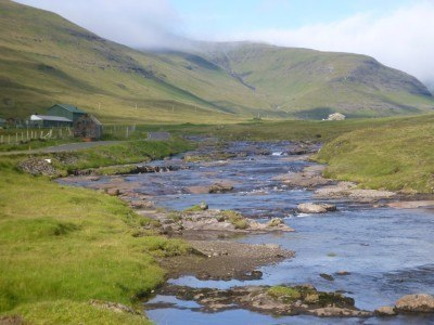 Backpacking in the Faroe Islands: Touring Saksun