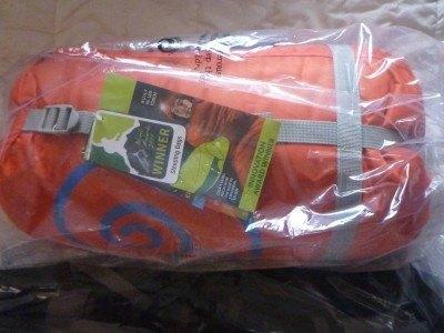 My New Sleeping Bag: Snugpak by Chrysalis