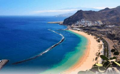 Winter sun destinations - Canary Islands