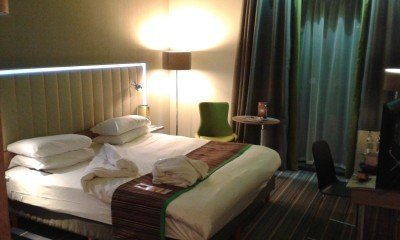 Staying at the Park Inn By Radisson in Manchester City Centre, England
