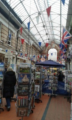 Westbourne Arcade in Bournemouth