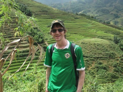 Hiking from Sapa to Lao Chai