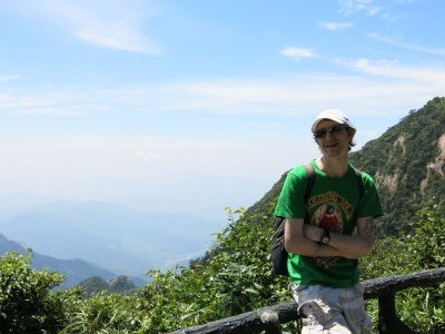 Backpacking in China: Sanqing Shan
