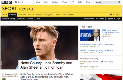 Jack Barmby signs for Notts County