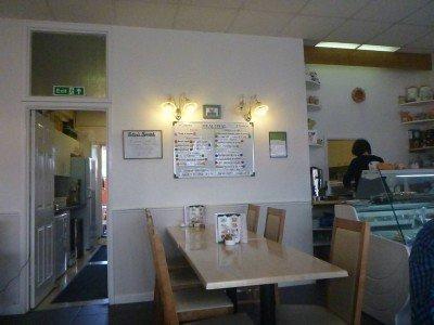 Piggie's Cafe, Westbourne