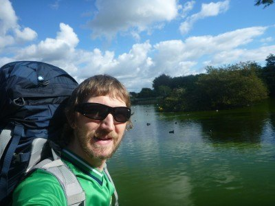 Backpacking my way around the perimeter of Baffin's Pond and the Lagoan Isles