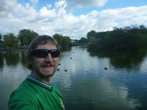Touring the Lagoan Isles at Baffin's Pond