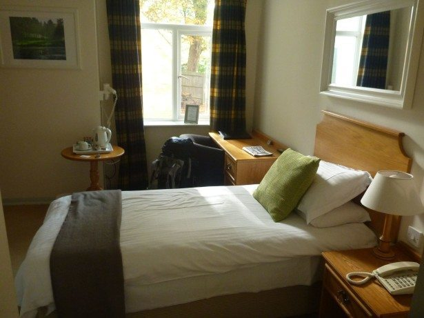Staying at the Cottesmore Hotel Golf and Country Club in West Sussex Countryside, England