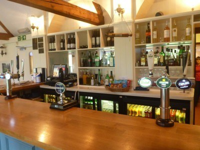 The bars in the Cottesmore