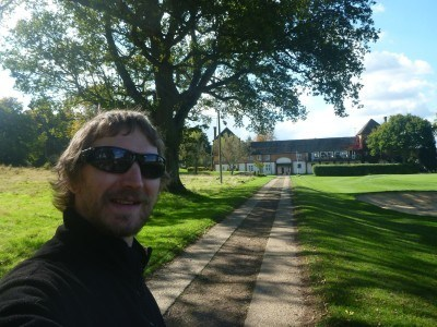 Enjoying the relaxation at Cottesmore Hotel Golf and Country Club