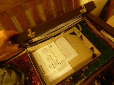 The Adammic Briefcase