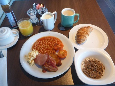 Breakfast at the Park Inn by Radisson in Manchester City Centre