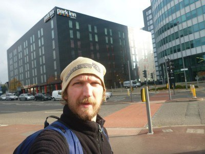 Great location of the Park Inn By Radisson in Manchester City Centre, England
