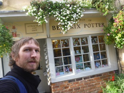 Beatrix Potter - her world