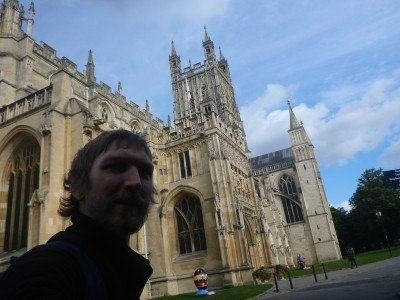 Touring England: Gloucester Cathedral