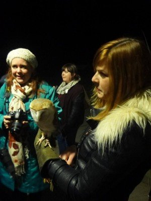 Night Vision Tour in the Forest of Dean, Gloucestershire, England