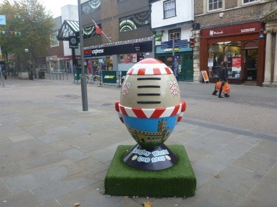 Gloucester is a rugby city and was a World Cup 2015 host city too!