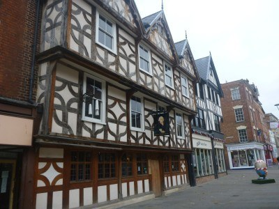 Gloucester City, England