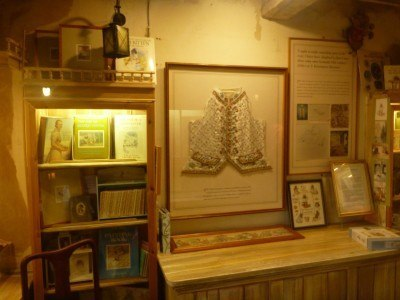 The Beatrix Potter museum and shop