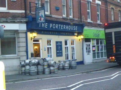 The Porterhouse, Westbourne