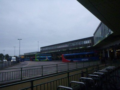 Poole bus station