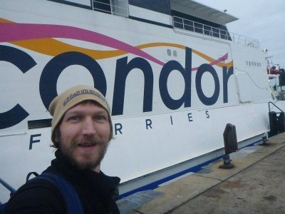 World Borders: The Ferry from Poole, England to St. Helier, Jersey