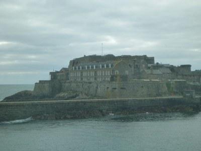 Elizabeth Castle, St. Aubin's Bay, St. Helier, Jersey