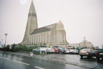 Top sights in Reykjavik, Iceland
