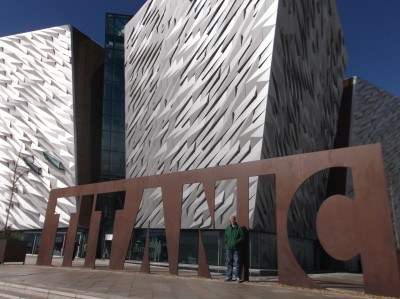 The Titanic Belfast, Northern Ireland