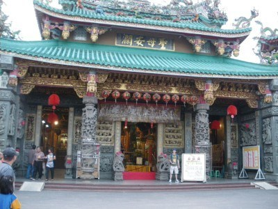 Heaven Empress Temple