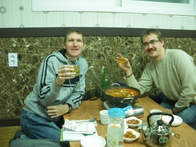 Reminiscing of my time in South Korea with Millwall Neil - who ate the dogs out?