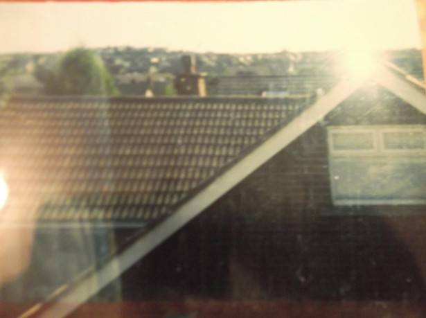 The view out my window, aged 10 in Marlo Drive, Bangor