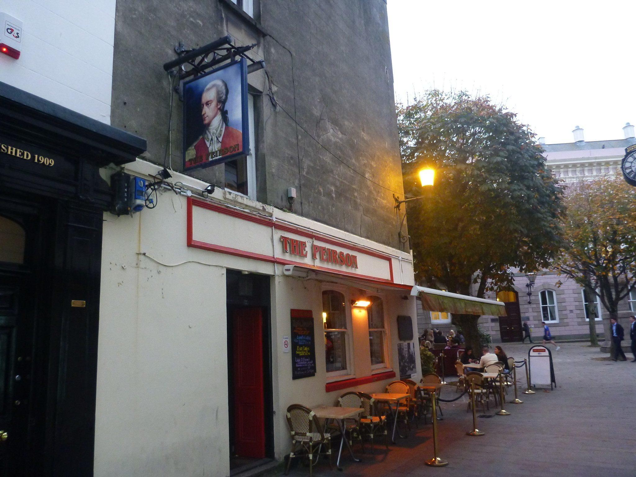 Pub Food St Helier Jersey