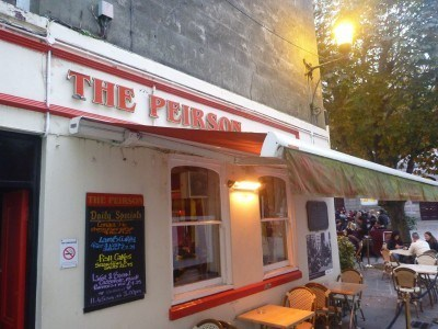The Peirson Pub in St. Helier Jersey