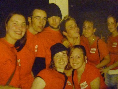 Working Wednesdays: Union Crew Rep for Freshers at Bournemouth University, England