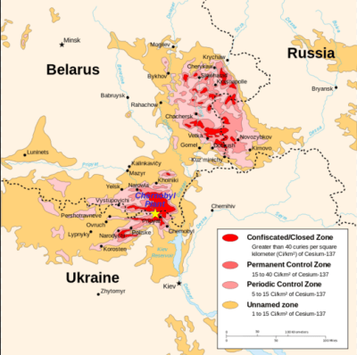 Belarus and Ukraine CEZ