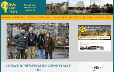 I toured the Chernobyl Exclusion Zone with Solo East tours