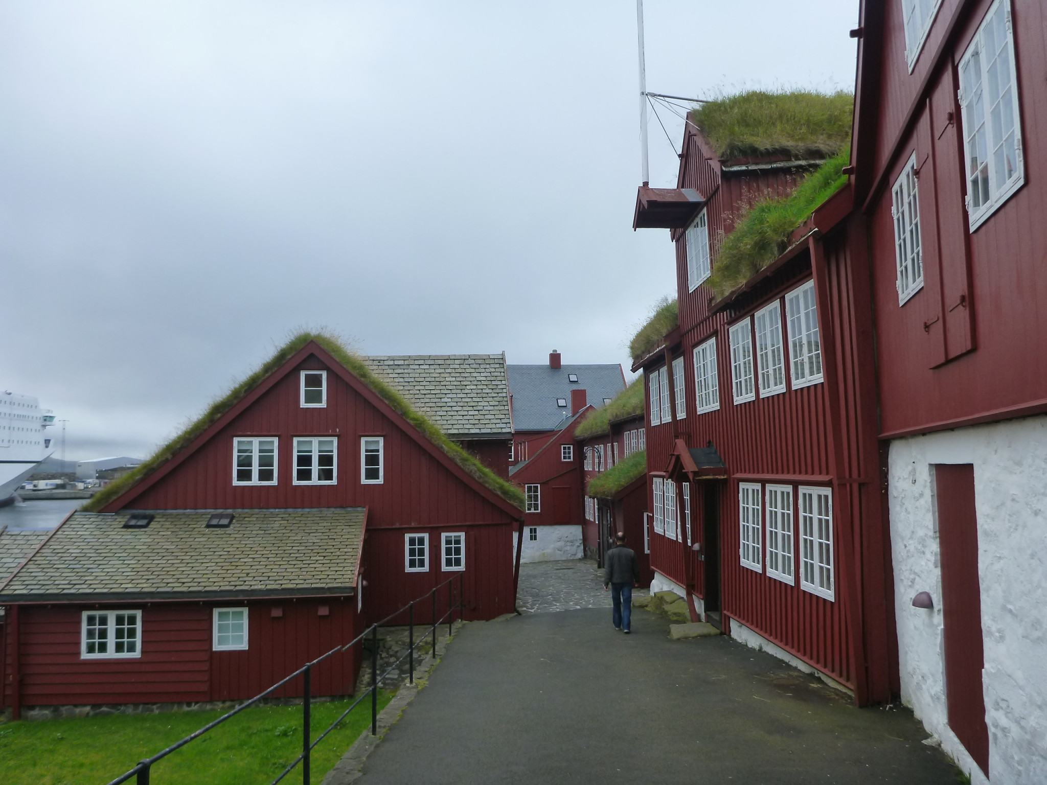 Backpacking in the Faroe Islands: Top 5 Sights in Torshavn