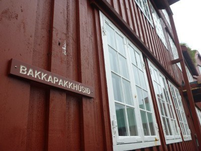 Backpacker's House