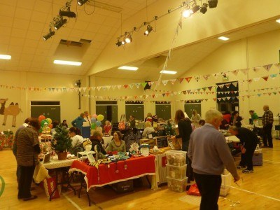 Kilmaine Primary School Fair, December 2015
